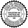 Melrose City Seal