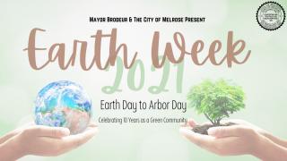 Earth Week 2021