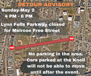 Detour Advisory