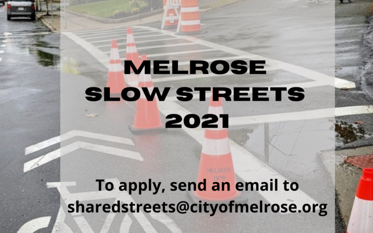 Melrose Shared Streets
