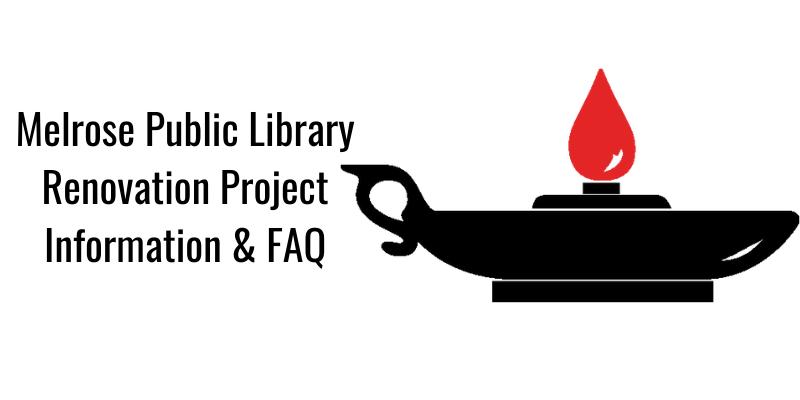 Melrose Library Logo